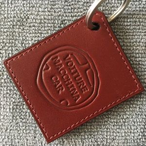 Hermès keychain - voiture - NEW without tag